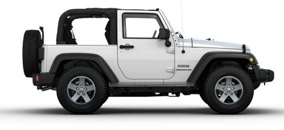 Jeep-Wrangler-Cabrio Noleggio Favignana – Noleggio Grimaldi