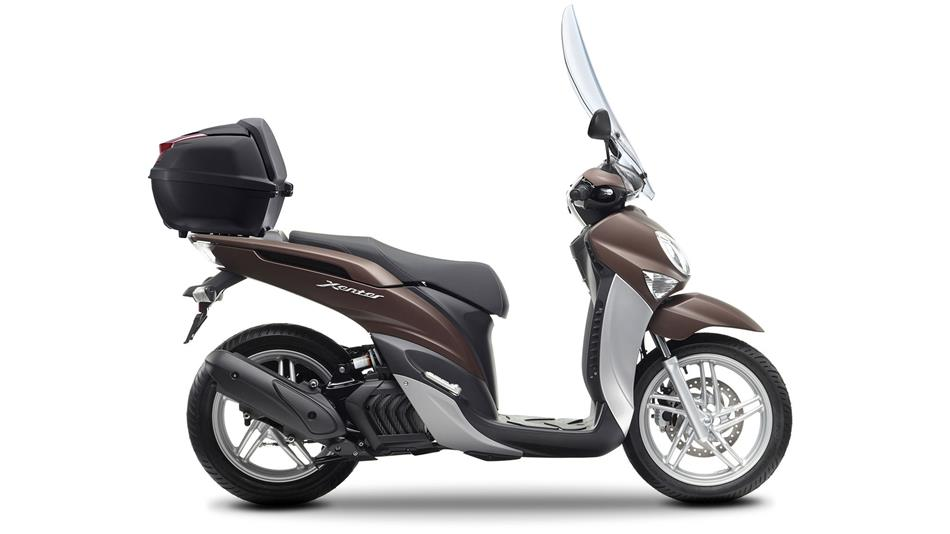 Yamaha-Xenter Noleggio Scooter – Noleggio Grimaldi Favignana