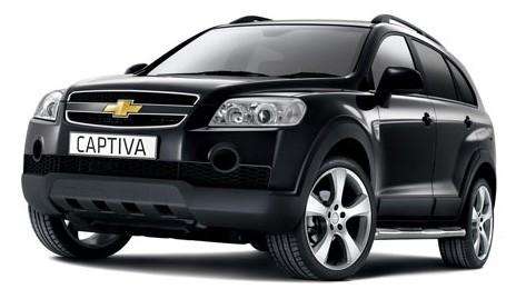 Captiva Chevrolet Noleggio Favignana – Noleggio Grimaldi
