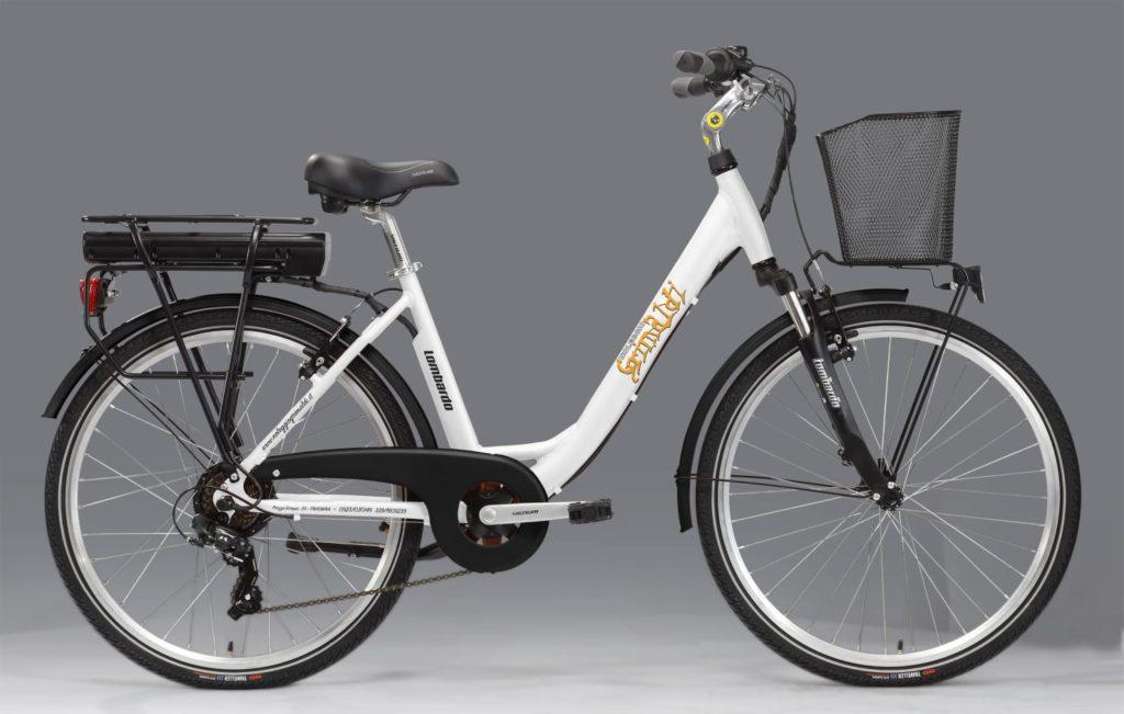 Noleggio Bici Elettrica a Favignana