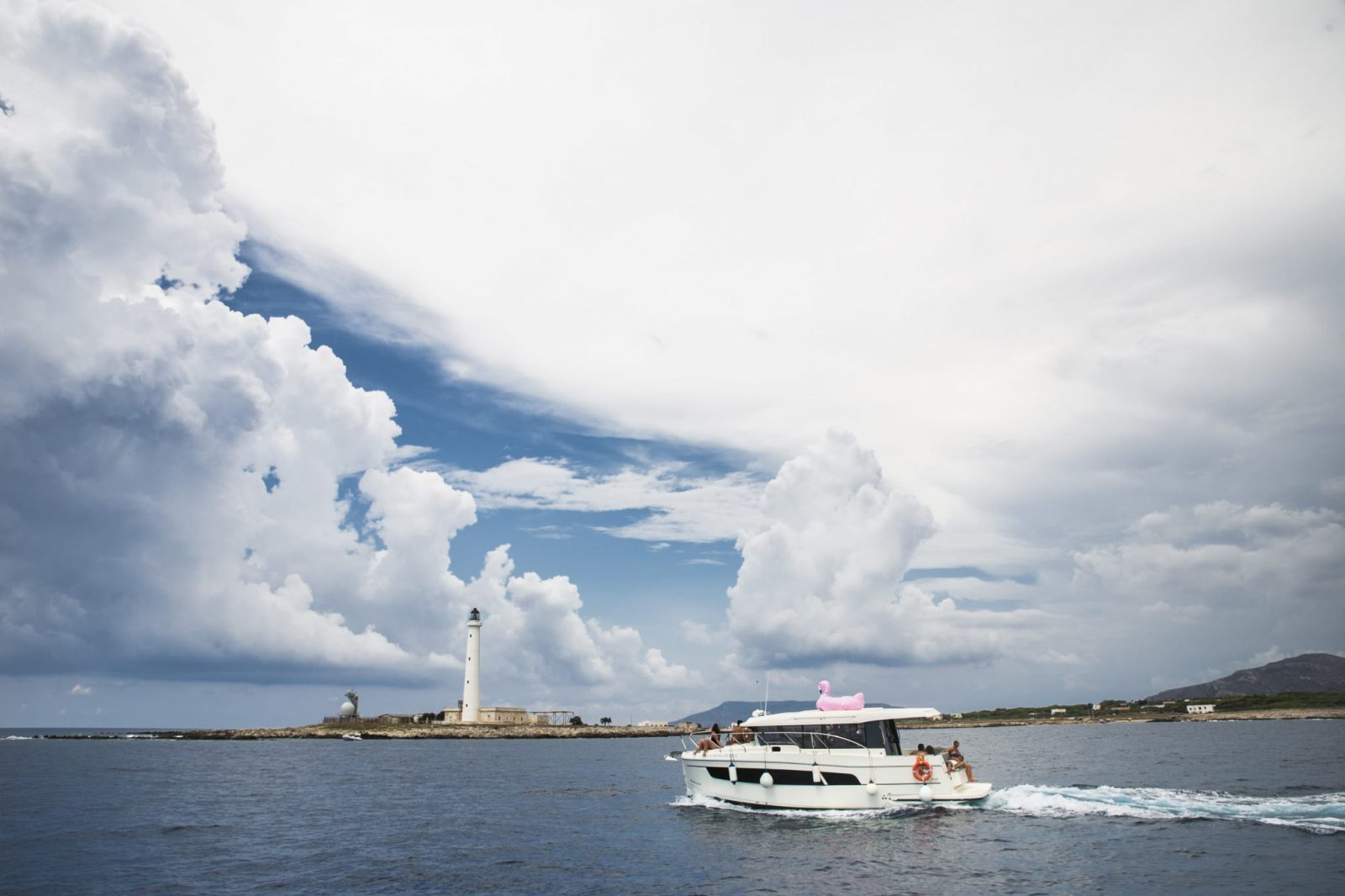 Transfer da e per porto in barca - taxi barca